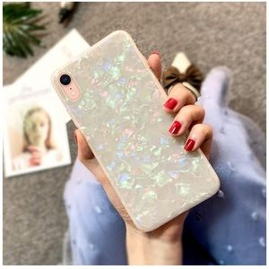 iPhone XR Sparkle Bling phone case